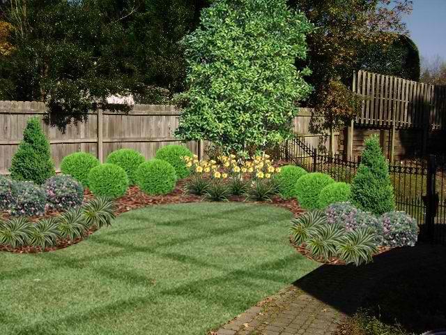 9 best backyard ideas images on pinterest backyard ideas for Good landscaping ideas