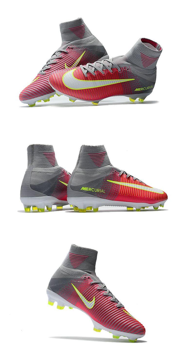 Chaussures Nike mercurial superfly 5 Col dynamic Fit qui assure au maximum  le confort en épousant