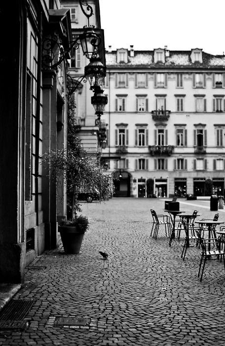 Torino, Piazza Carignano
