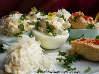 Dobrou chuť: Plněná vejce