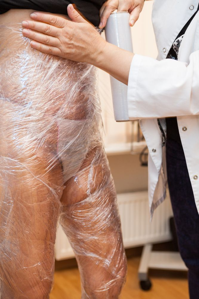Cheap homemade body wraps to help you lose inches TheFuss.co.uk