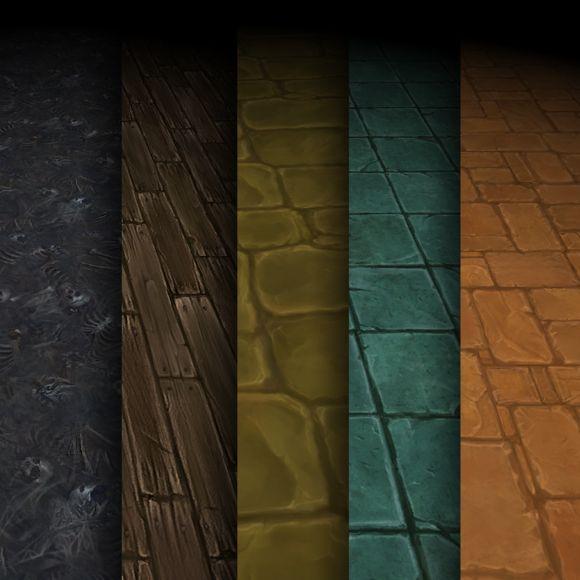 Texture Pack 02 by Bitgem on Creative Market