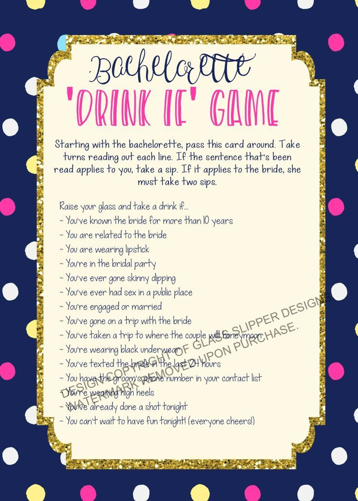 Best 25 Bachelorette Party Games Ideas On Pinterest