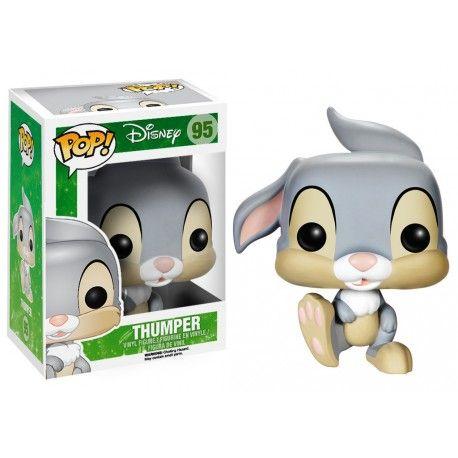 En vente, cette magnifique figurine Funko POP Bobble head Panpan vinyl du dessin animé Disney Bambi. Un goodie parfait pour les fans.