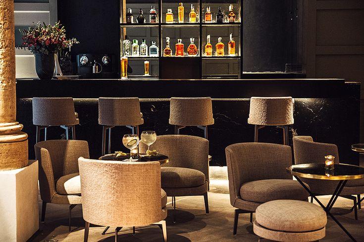 El Lobby Bar ofrece una exclusiva coctelería a sus huéspedes.   Galería de fotos 14 de 21   AD MX