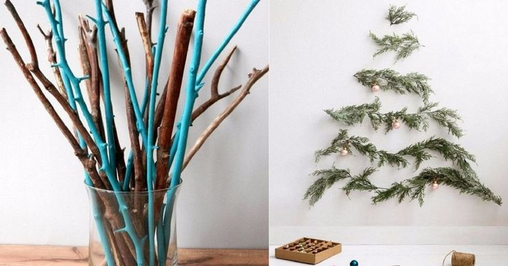 18 szokatlan karácsonyfa-ötlet, melyek gyakorlatilag semennyi helyet se foglalnak el a lakásban! Karácsonyra fel! - Bidista.com - A TippLista!