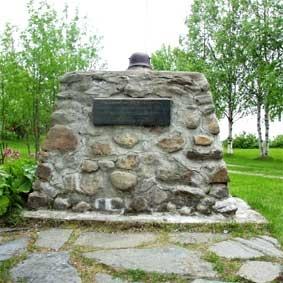 7. Raatteen taisteluiden muistomerkki