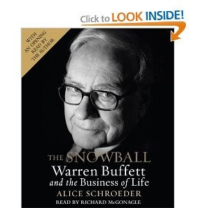 The Snowball: Warren Buffett and the Business of Life  The guy is a genious and the book is very inspiring. I just don´t understand how he remembers all that stuff from when he was so little...maybe that´s why he is a legendary billionaire :)