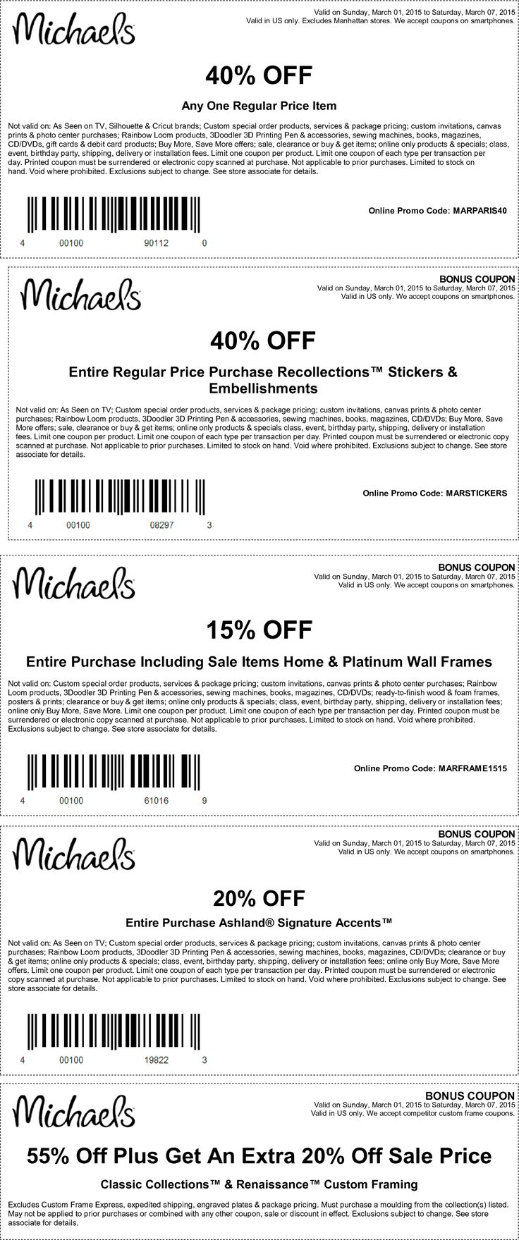 7 best coupons images on Pinterest | Coding, March and Mars