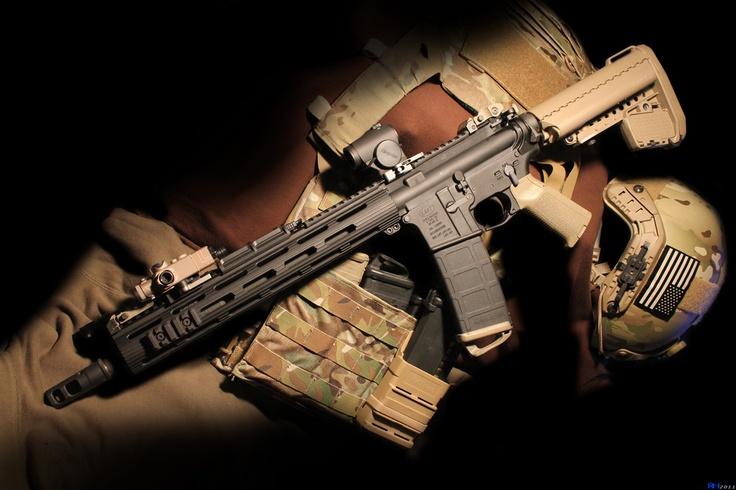 LMT Carbine