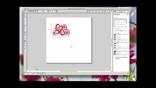 Converting cutting files from other formats to use in ScanNCut