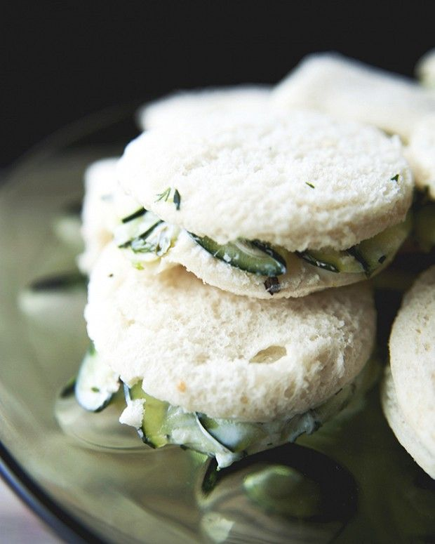 Cucumber salad sandwich recipe easy