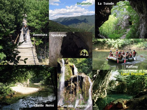 Parcul National Cheile Nerei - Beusnita