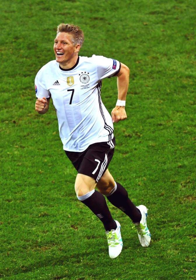Bastian Schweinsteiger for Germany