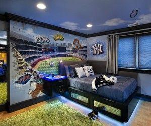 I Love this boy room!