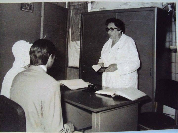 años 70s un casamiento en el registro civil de Gregorio de Laferrere