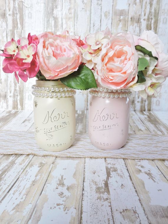 Shabby Chic Decor Shabby Chic Baby Shower By TheRustiqueNail More