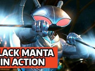 Injustice 2 - Black Manta Gameplay Trailer