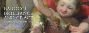 Experience the charm and sensitivity of Barocci's masterpieces – never before seen outside Italy.       Federico Barocci (1535–1612) is celebrated as one of the most talented artists of late 16th century Italy. Fascinated by the human form, he fused charm and compositional harmony with an unparalleled sensitivity to colour.
