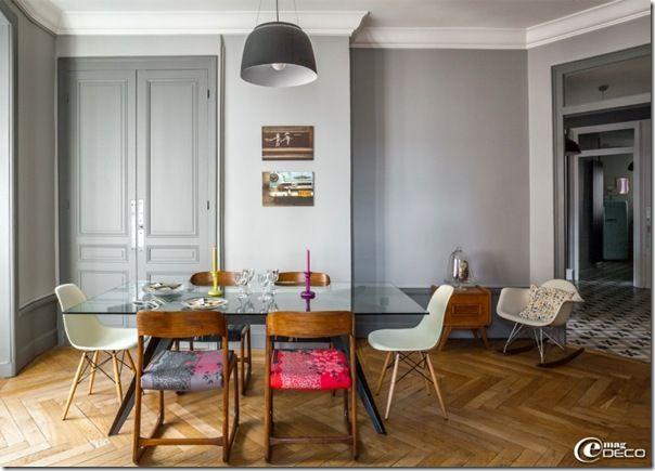 Case e interni appartamento citt centro storico arredo for Case colorate interni