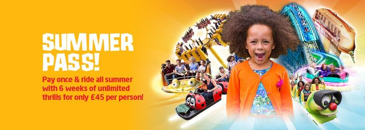 Lightwater Valley is one of the finest theme parks in England which is bound to be a great family day out Yorkshire for all ages involved.