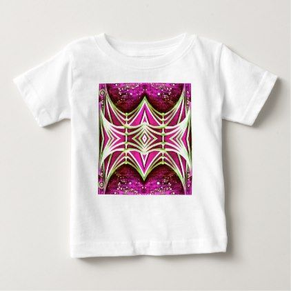 Psychedelic Festival Rave Baby T-Shirt