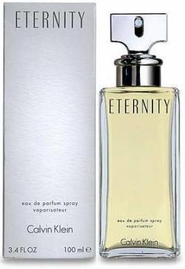 Calvin Klein Eternity 3.4oz (100ml) women EDP  $39.99