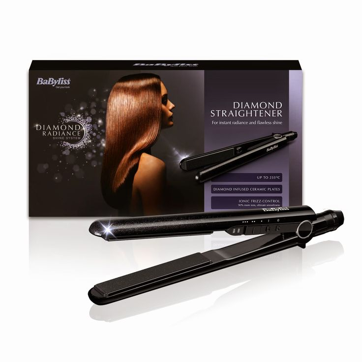 Beauty and the Blogger - UK Beauty & Lifestyle Blog: BaByliss Diamond Hair Straightener - Review