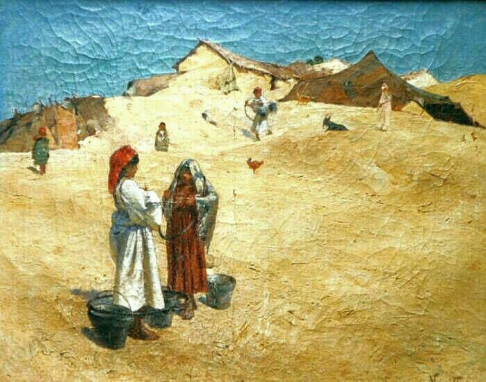 M s de 25 ideas incre bles sobre peintre espagnol en pinterest - Peinture satinee algerie ...