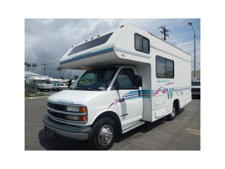 Check Out This 2000 Winnebago Listing In Ontario CA 91762 On RVtrader