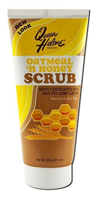 Queen helene natural facial scrub