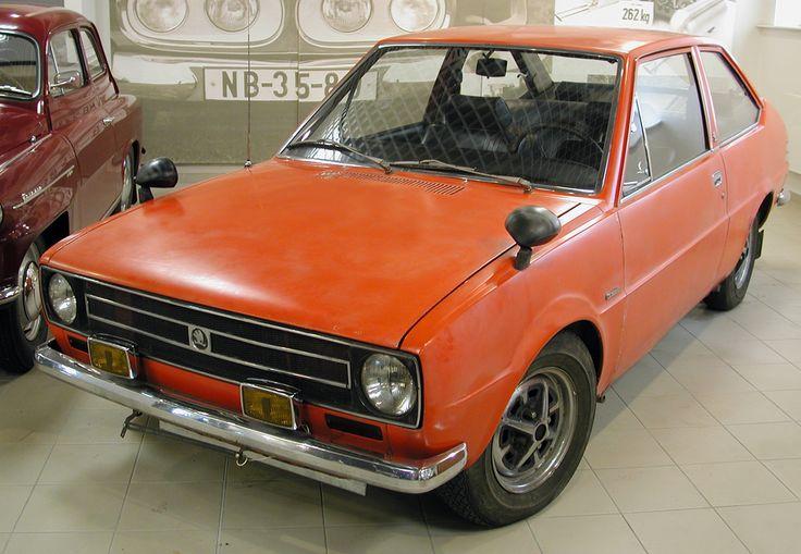 OG | 1969 Škoda 720 Fastback | Prototype, designed by Giugaro