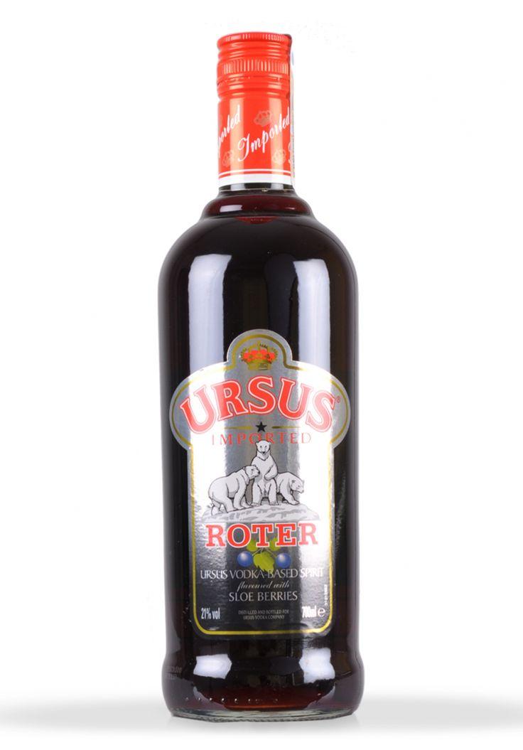 Vodka Ursus Roter Imported (0.7L) - SmartDrinks.ro