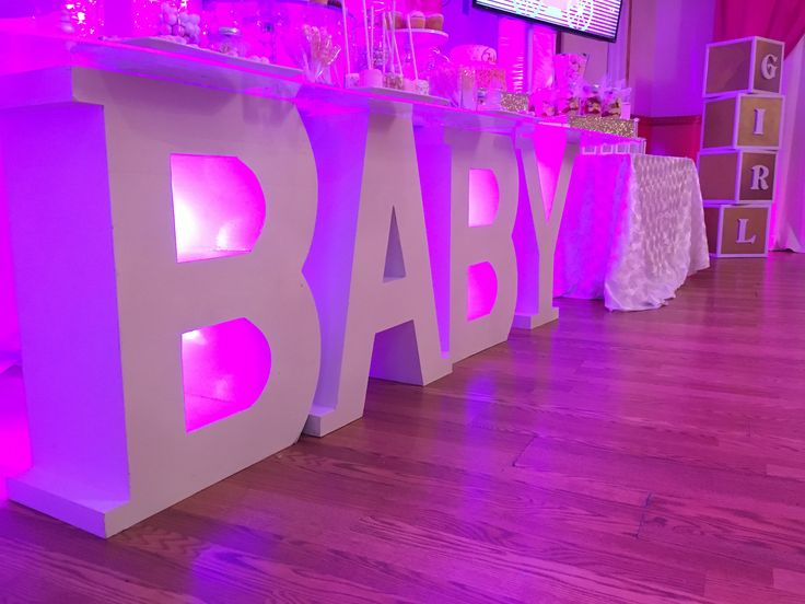 Make A Statement For Your Guest At Your Next Baby Shower