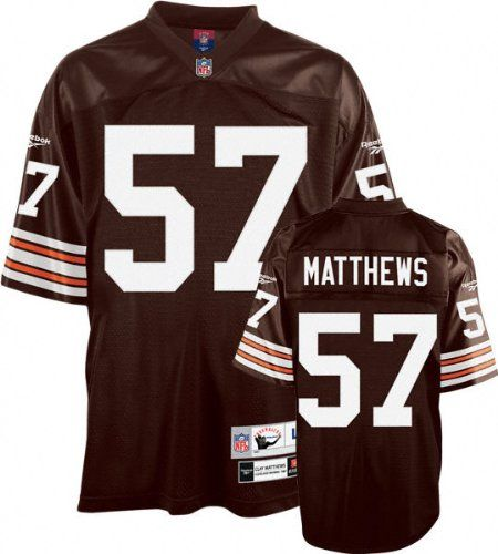 ... Clay Matthews Brown Team Color NFL Nike Elite Jersey Hes your favorite  old school player and now you can proudly show it 77bd42fcf