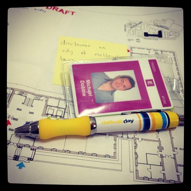 New work pen... http://www.daffodilday.com.au/