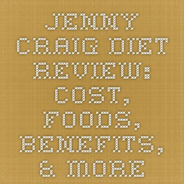 Jenny Craig Diet Review: Cost, Foods, Benefits, & More