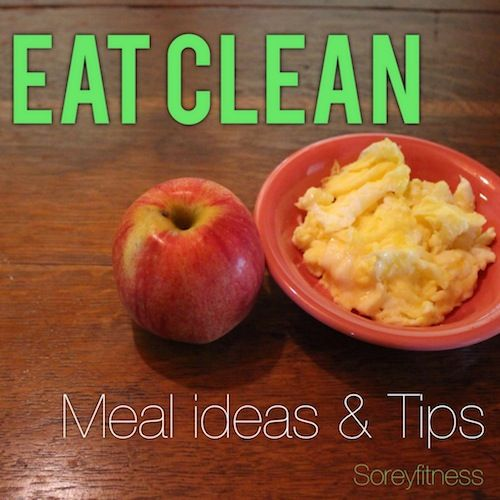 The Difference Between Eating Clean and The Paleo Diet WIAW
