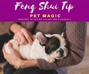 Feng Shui Tip!!!  Pet Magic  What is it about pets that make us feel so happy?  Pets are really good life energy to have around you…and they enhance the feng shui of your living space…especially if you work and you home is left empty during the day. They bring plenty of yang energy to counteract the yin energy of the quiet silence…and their good energy makes us feel upbeat and happy…especially when they greet us as we return home like a long lost friend.  It is such good karma to be kind to…