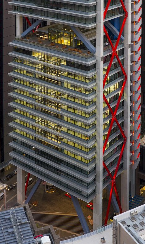 8 Chifley in Sydney, Australia by Rogers Stirk Harbour + Partners