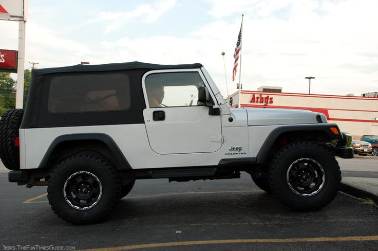 new jeep lift kit tires before and after plus some things to think about lift kits we. Black Bedroom Furniture Sets. Home Design Ideas
