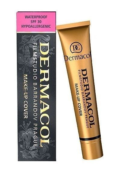 DERMACOL MAKEUP COVER FILM STUDIO LEGENDARY WATERPROOF HYPOALLERGENIC MAKE UP #Dermacol