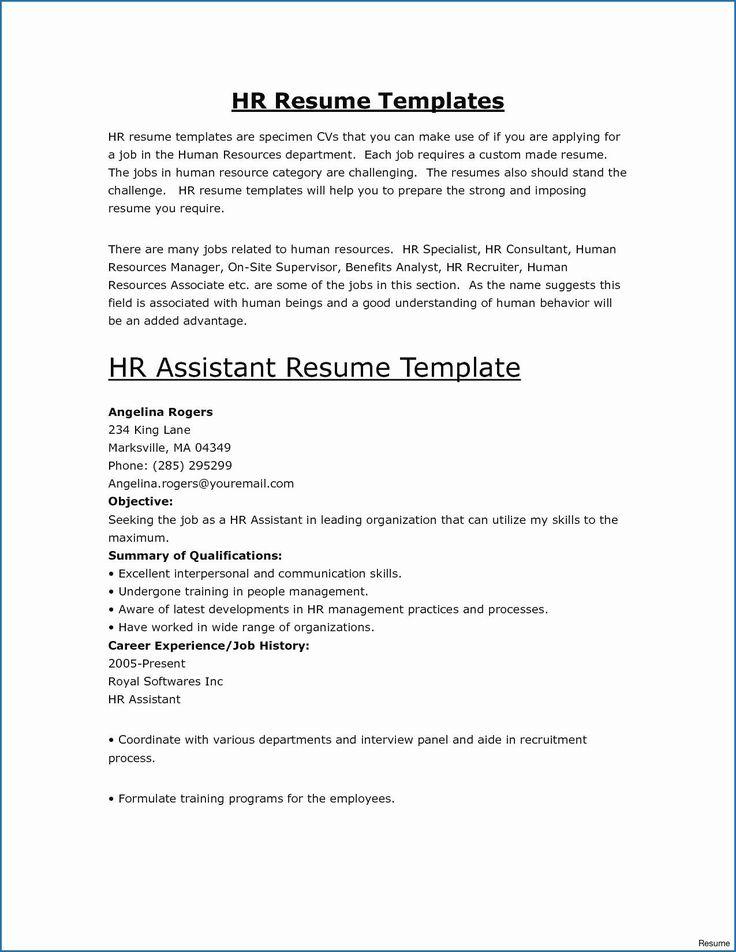 Medical administrative assistant resume sample best of