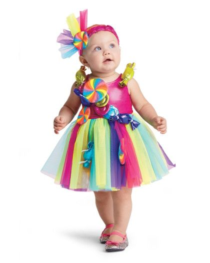 Candy Fairy Costume for Baby