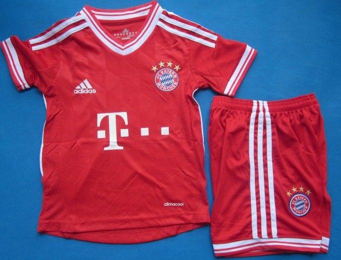 Bayern Kit Infantil 2013/2014 [095] - €16.87 : Camisetas de futbol baratas online!