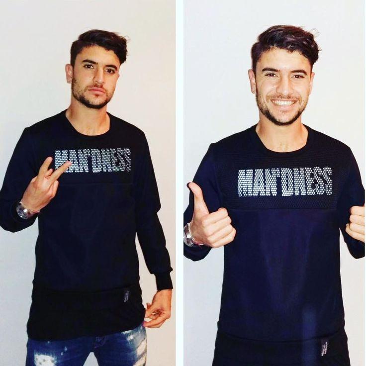 IL DIFENSORE DEL SASSUOLO CALCIO LUCA ANTEI VESTE TSHIRT E FELPA @marquisandoge... VOGLIA DI MAN'DNESS PRESSO LO STORE DI MILANO IN VIA NINO BIXIO 2 Concept MADE!!! #lucaantei #antei #sassuolo #sassuolocalcio #seriea #serieatim #marquisandoge #mandness #conceptmade #madeinitaly #vianinobixio2 #milano #milan #italy #vivimilano #milanocity