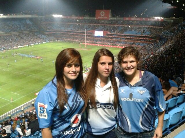 Gonna miss Loftus and rugby with my friends!