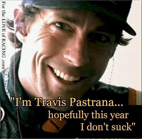 Travis Pastrana   NASCAR  ☆ Pinned by www.Rallycross360...