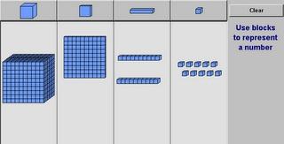 Interactive Education: Virtual ManipulativesGrade Math, Interactive Education, Schools, Based Ten, Base Ten Blocks, Interactive Whiteboard, Virtual Manipulation, Virtual Teaching, Smart Boards