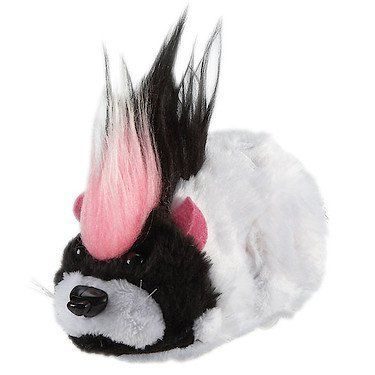 Zhu Zhu Pets Rock Star Hamster Roxie Pink Long Hair by